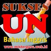 Kisi-Kisi USBN Bahasa Inggris SMK-MAK