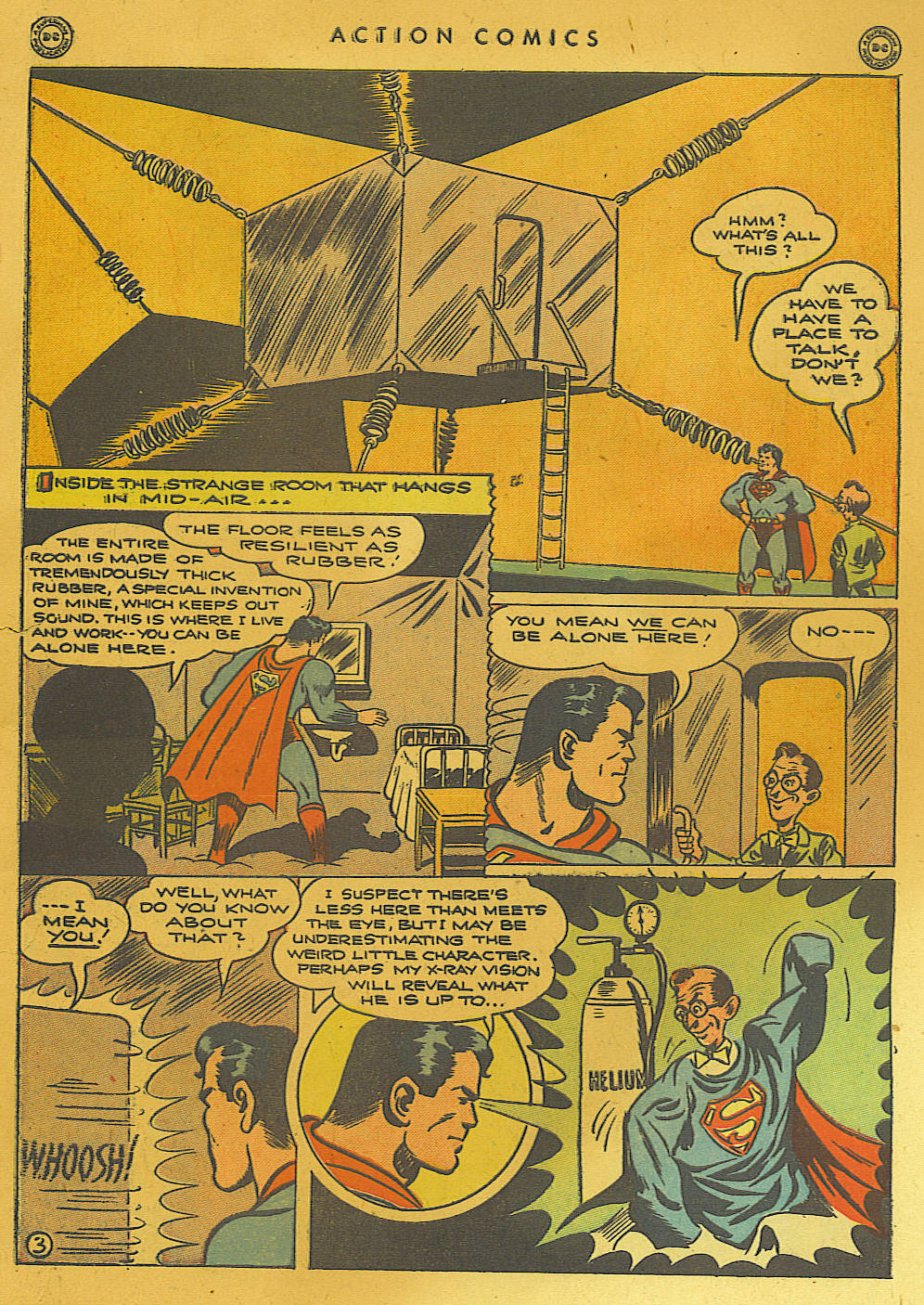 Read online Action Comics (1938) comic -  Issue #74 - 5