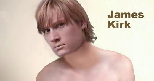 James Kirk Naked 117