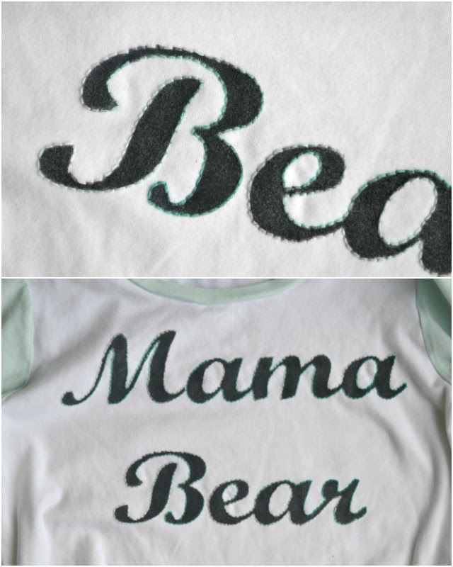 Me Made: Mama Bear Sweatshirt - Union St Tee