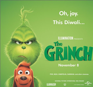 The Grinch First Look Poster