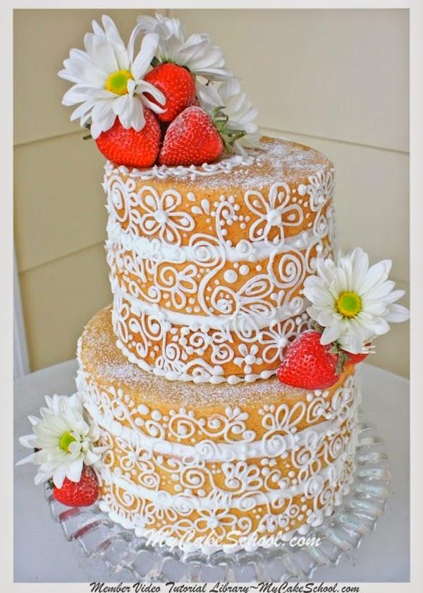 Pin em Bolos de Casamento Wedding cakes