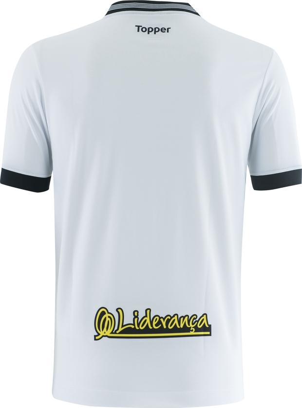 1eb847cf6d4d6 Topper divulga as novas camisas do Figueirense - Show de Camisas
