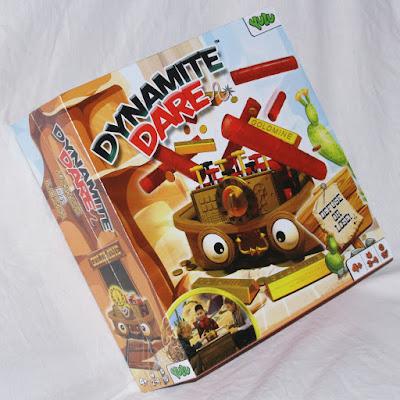 Defuse or lose: Dynamite Dare board game review