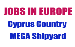 Urgently Required for Europe - MEGA Shipyard
