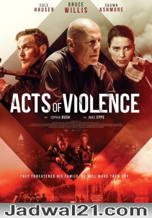 Film ACTS OF VIOLENCE 2018
