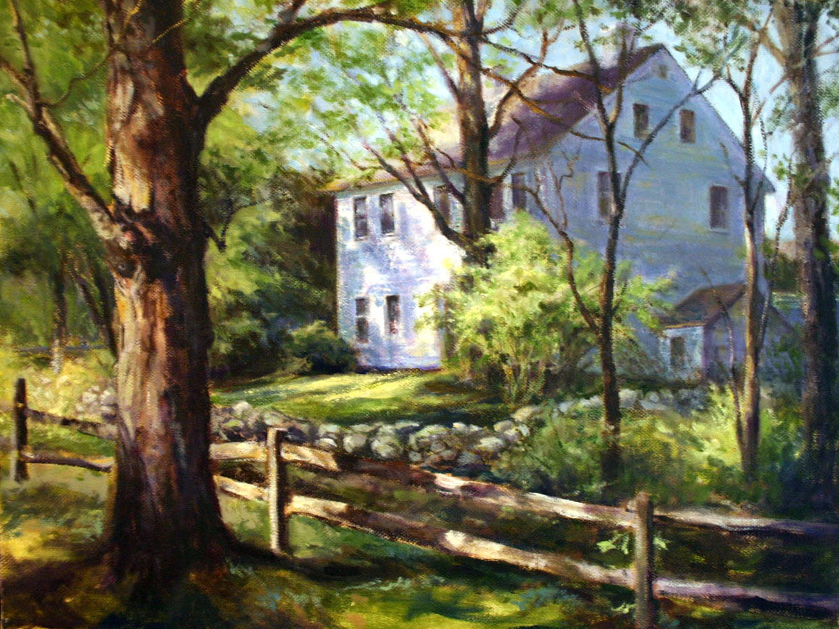 Jan Mercuri Grossman New England Landscapes