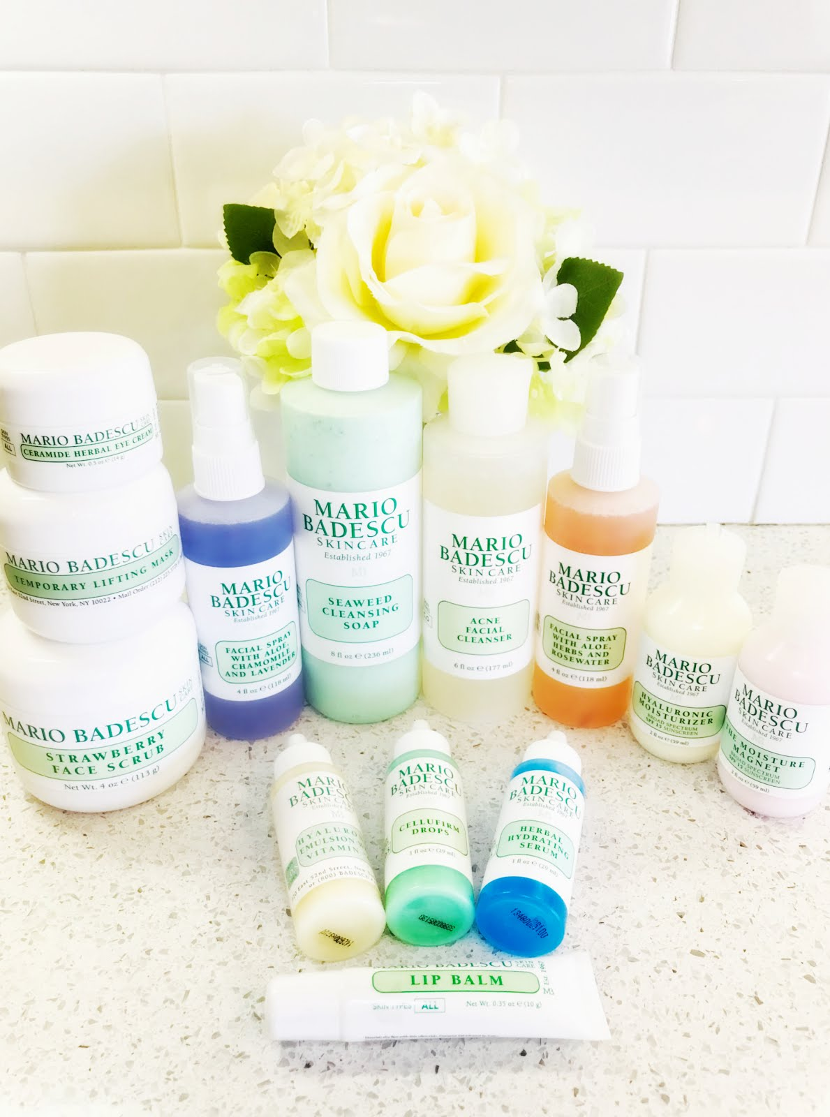 Perfect Your Skin this Summer and Beyond with Mario Badescu Skin Care!