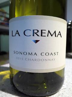 La Crema Sonoma Coast Chardonnay 2015 (89 pts)