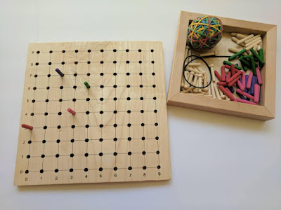 Graphing Board from Mirus Toys