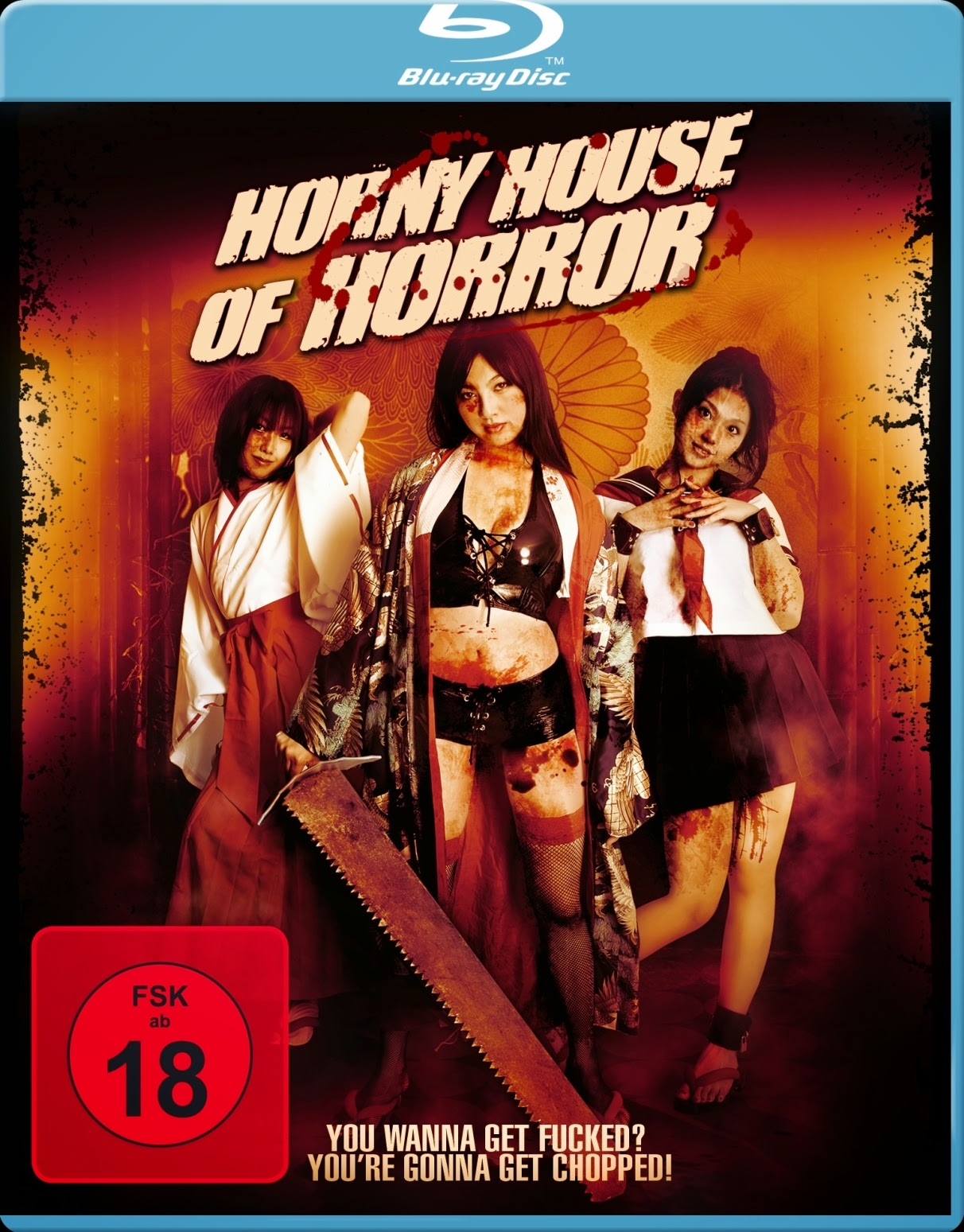 HORNY HOUSE OF HORROR (2010) ταινιες online seires xrysoi greek subs