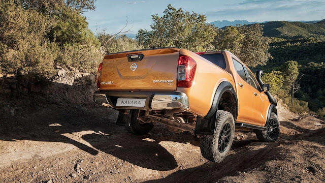 The most off-road Nissan Navara is called Off-Roader AT32 and is the work of Arctic Trucks