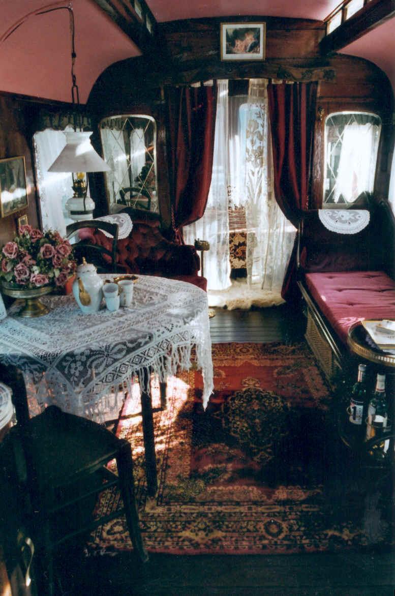 Ophelia's Adornments Blog: Gypsy Caravans
