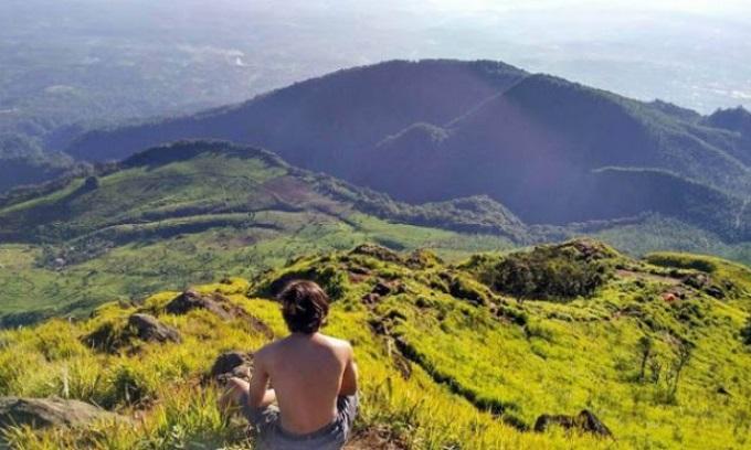 Pemandangan Gunung Ungaran