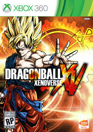 Dragon Ball: Xenoverse (X-BOX 360) 2015 JTAG/RGH