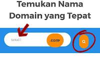 Temukan Nama Domain
