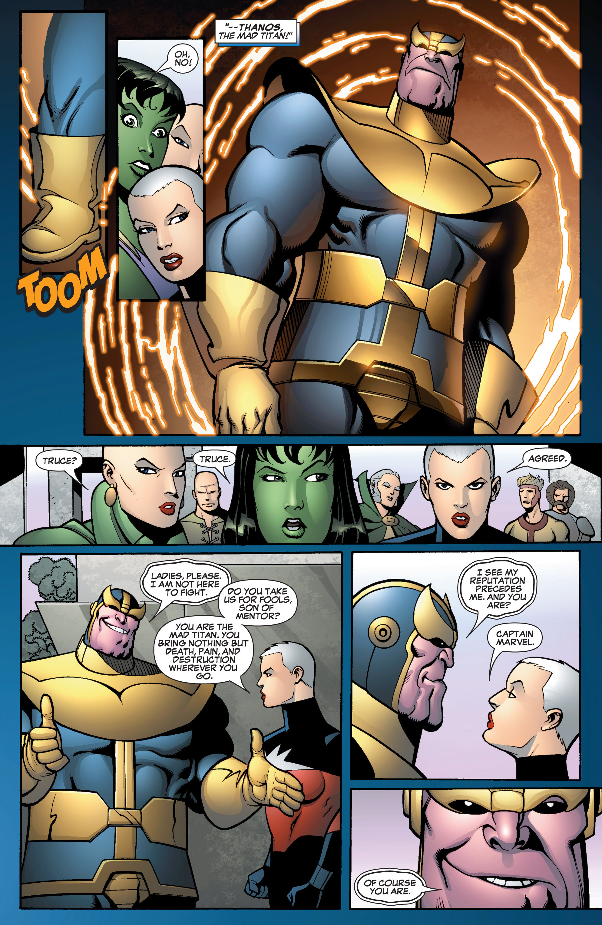 Read online She-Hulk (2005) comic -  Issue #12 - 19