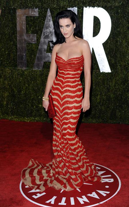 Katy Perry: Katy Perry Reddress