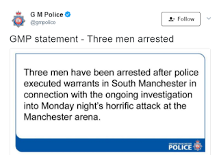 UK Police Confirm The Arrest Of Three More Men Connected To Manchester Attack 1
