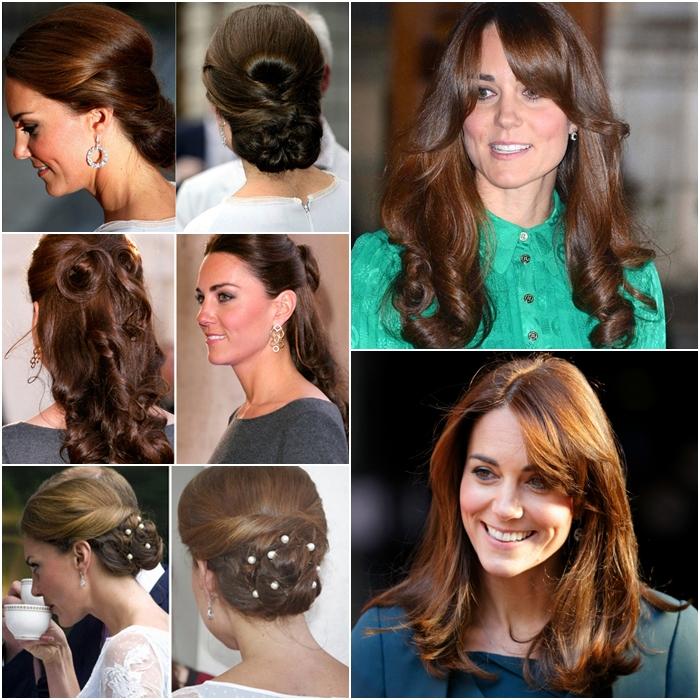 Fryzury Księżnej Kate Instagram Family Of Cambridge