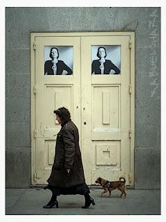 Fotografía-callejera. Teatro-Español
