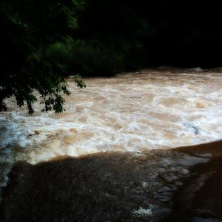 Rio Mel, no Parque Osvaldo Cruz