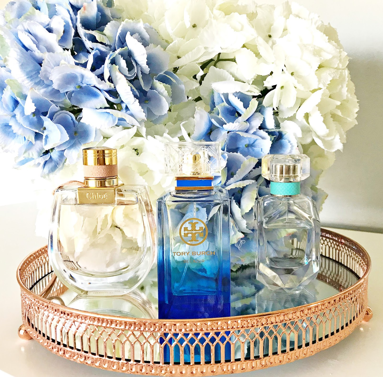 Chloe Nomade Review, Tiffany and Co Review, Tony Burch Bel Azur Review