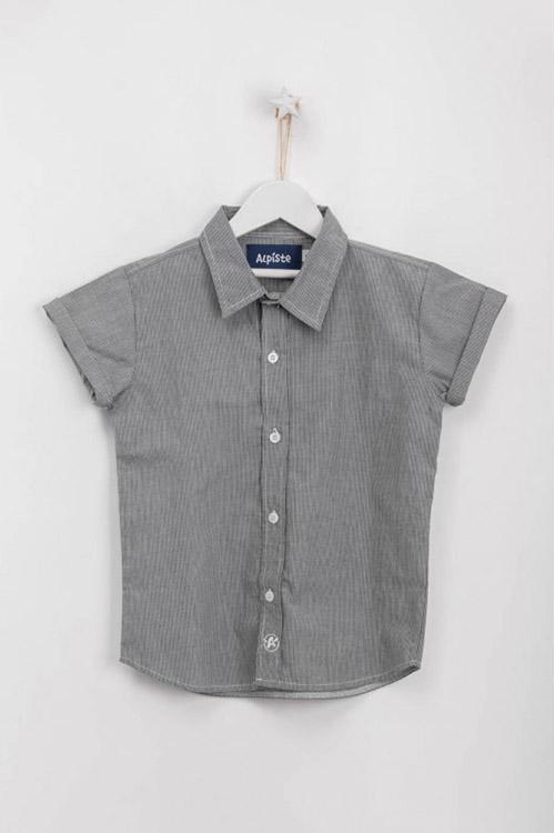 Camisas para niños moda verano 2018.