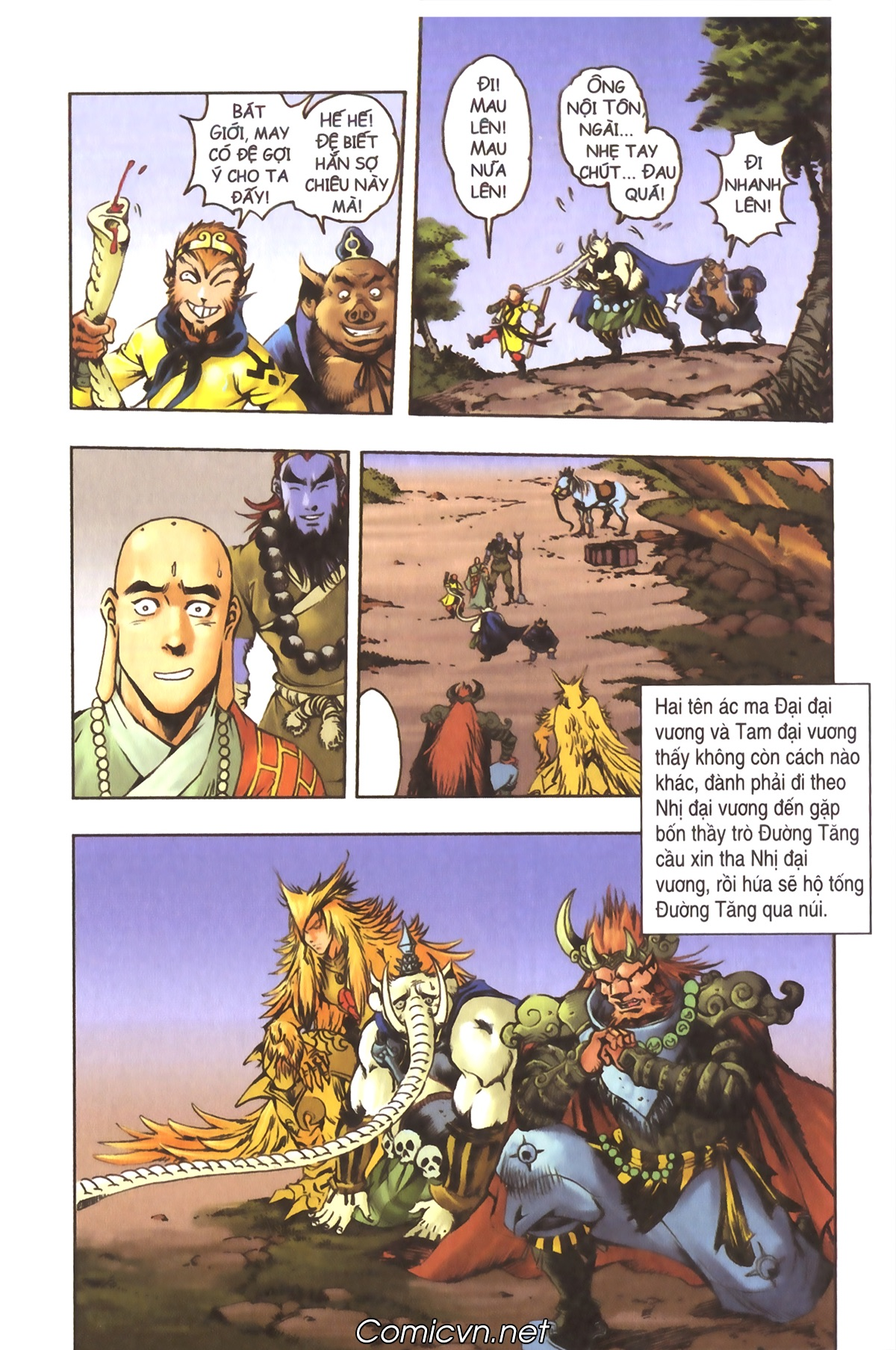 Tây Du Ký màu - Chapter 122 - Pic 12