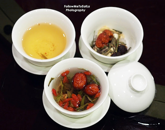 Shanghai's Signature Chinese Tea  Eight Treasure Tea