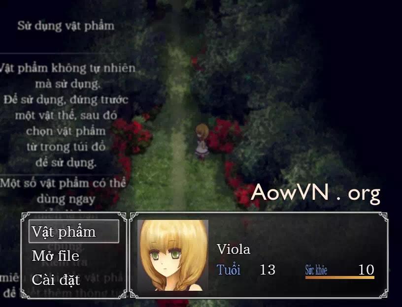 AowVN.org game%2B%25286%2529 - [ HOT ] The Witch's House Việt Hoá | Game Kinh Dị Android & PC - Ngôi Nhà của Phù Thuỷ