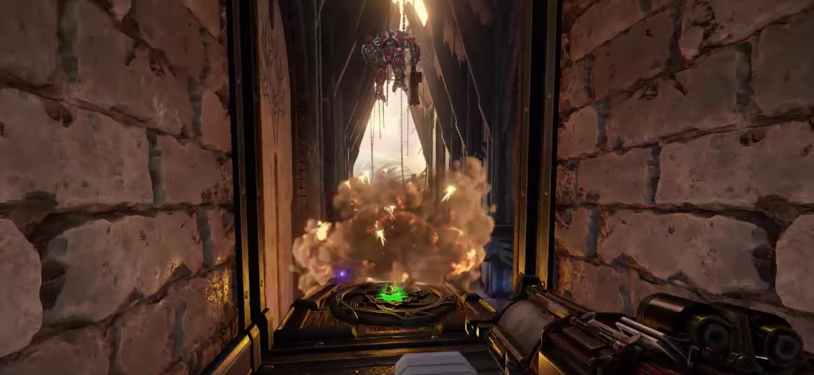 Quake Champions nos presenta al campeón Nyx, ¡no te lo pierdas en acción!