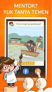 Download game Kuis Gambar Saku v1.0.0 Mod Apk Terbaru