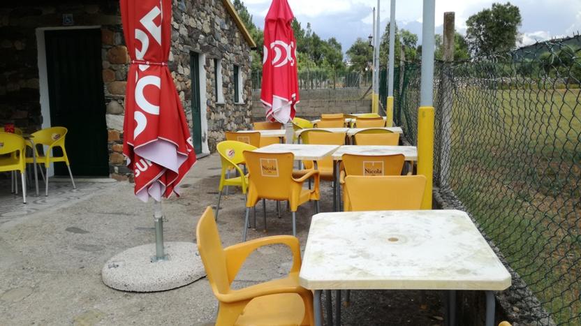 Esplanada da Bar da Praia