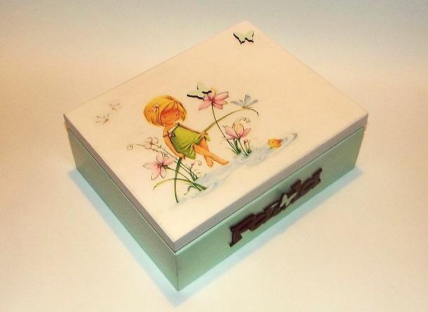 87. Bajkowa szkatułka