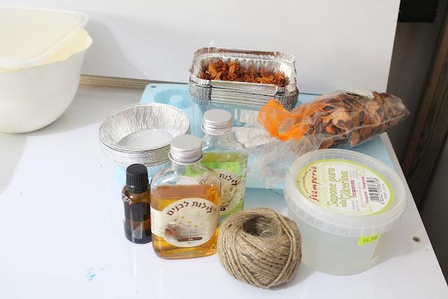 IMG 0479 - איך מכינים סבון בבית?