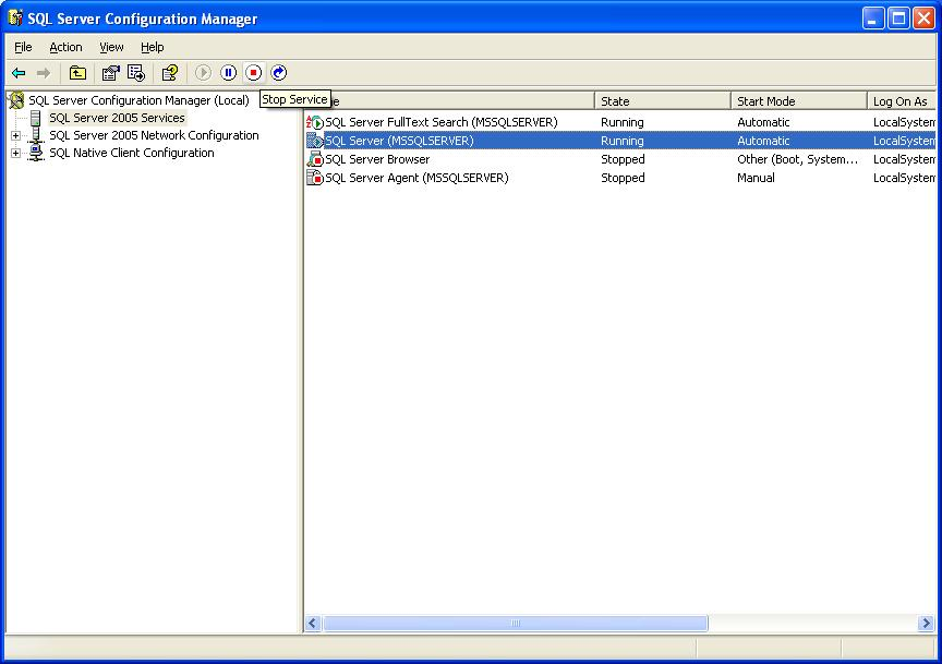 Backup dan Restore Database SQL Server Secara Manual