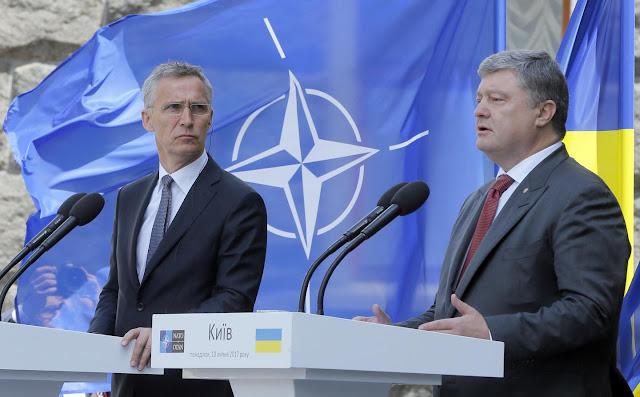 NATO se poate ajuta, apropiindu-se mai mult de Ucraina