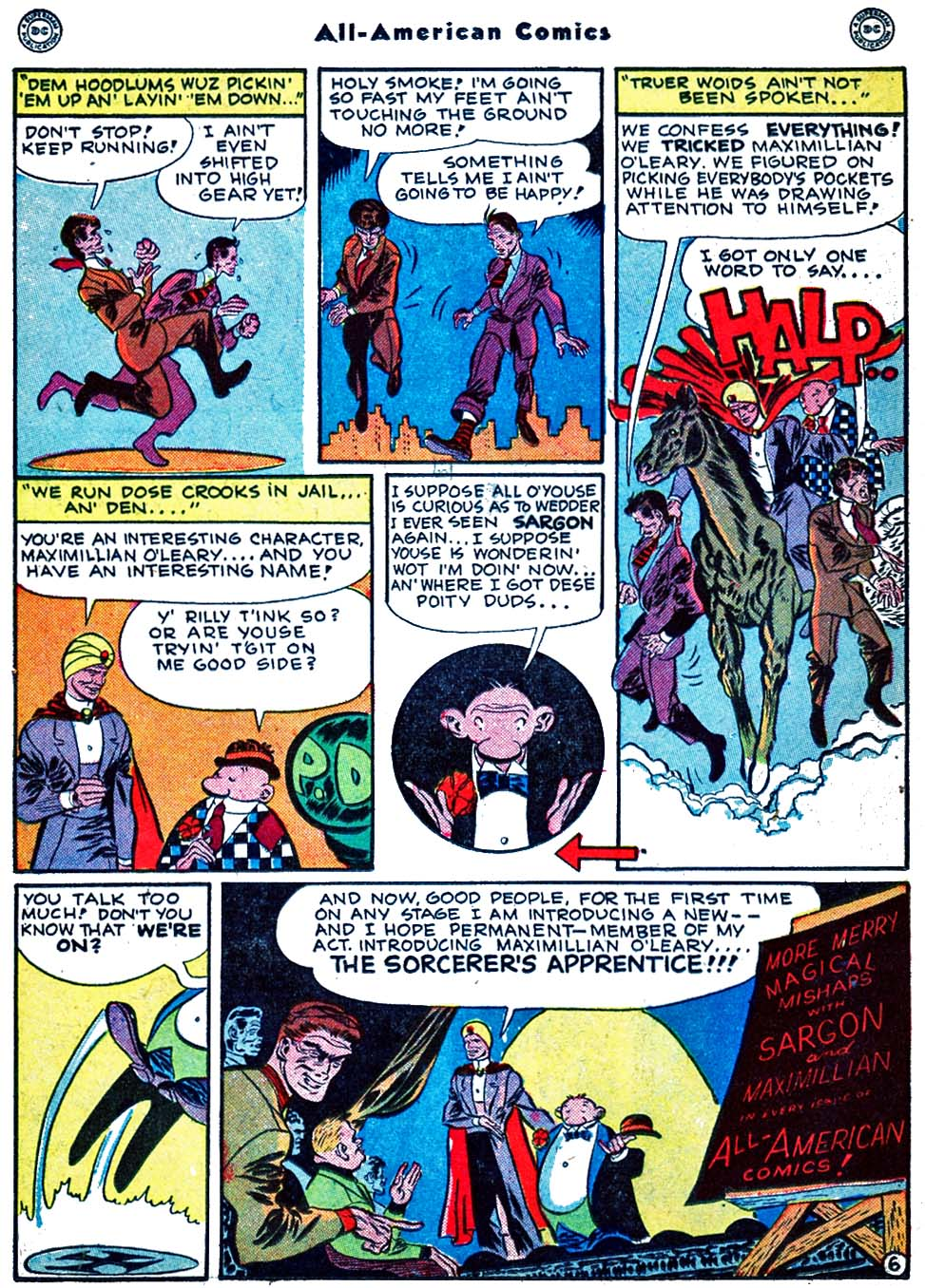Read online All-American Comics (1939) comic -  Issue #70 - 30