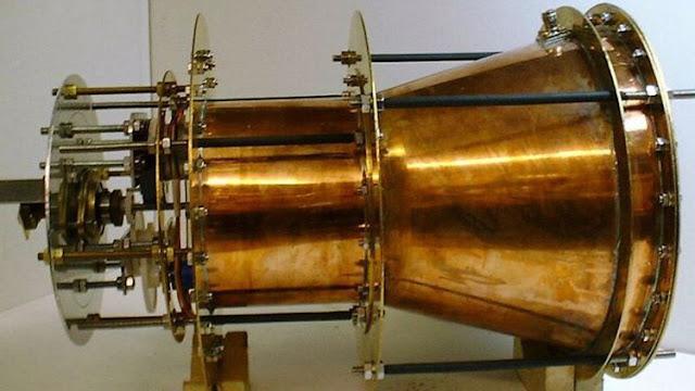Patentan el propulsor sin combustible que revoluciona las leyes de la física