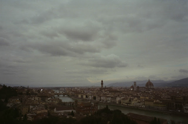 Views from Piazzale Michelangelo, Florence