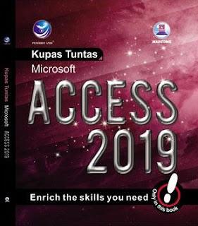 Kupas Tuntas Microsoft Access 2019