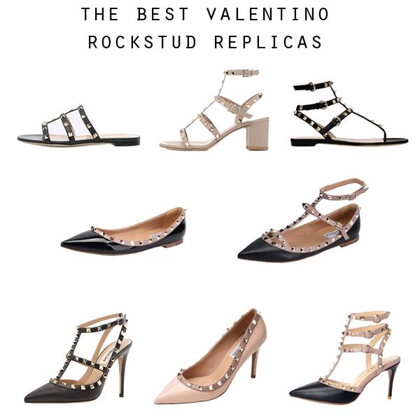 Valentino Rockstud dupes and replicas