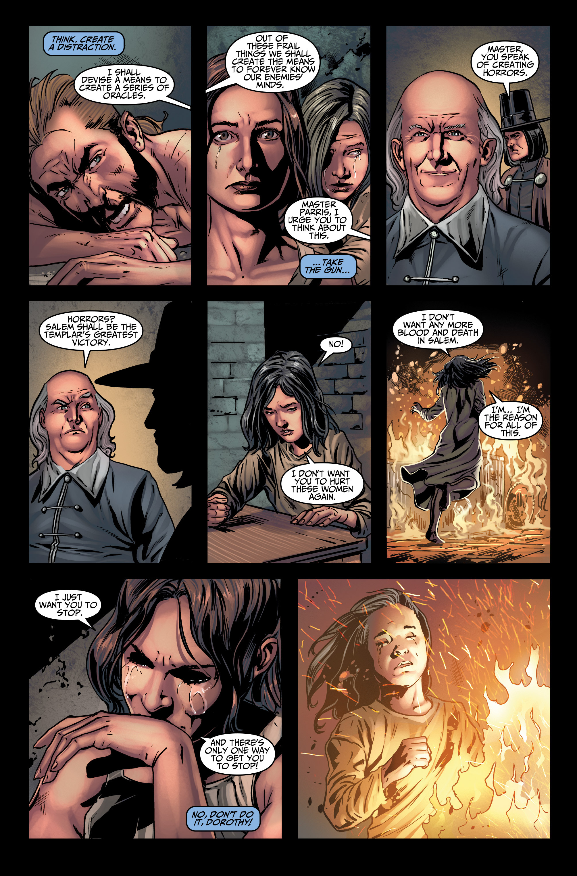 Read online Assassin's Creed (2015) comic -  Issue #4 - 17