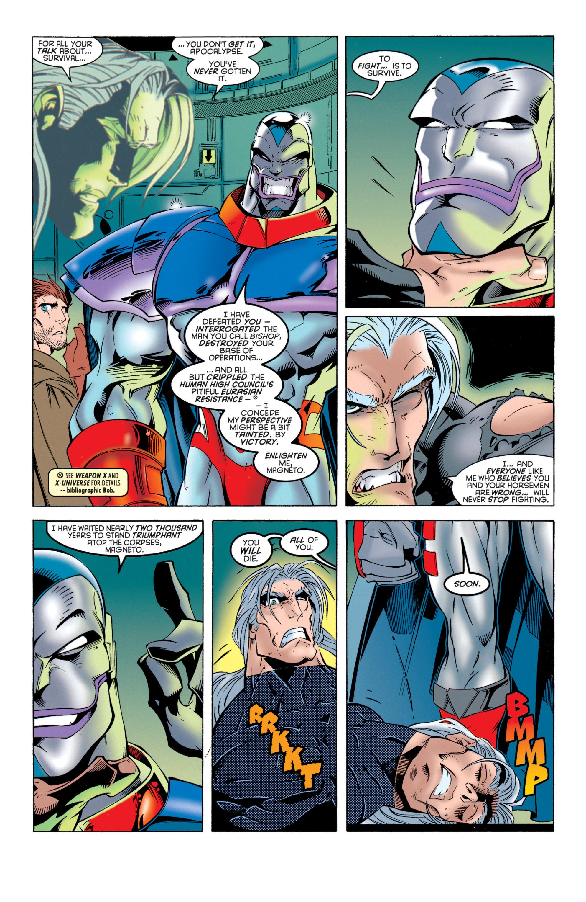 Read online Astonishing X-Men (1995) comic -  Issue #4 - 9