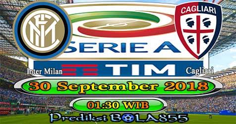 Prediksi Bola855 Inter Milan vs Cagliari 30 September 2018