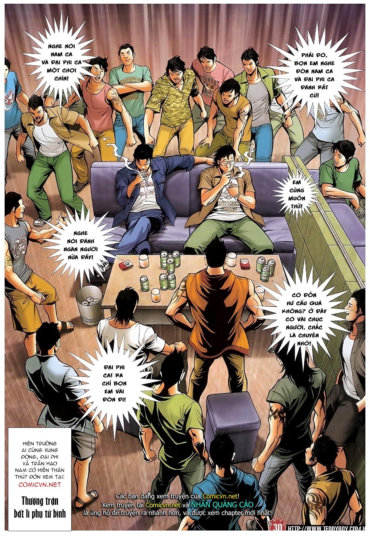 Người Trong Giang Hồ - Chapter 1547: Khí độ Hàn Tân - Pic 28
