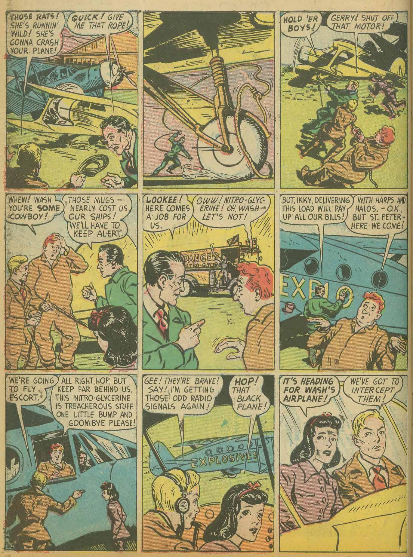 Read online All-American Comics (1939) comic -  Issue #8 - 20