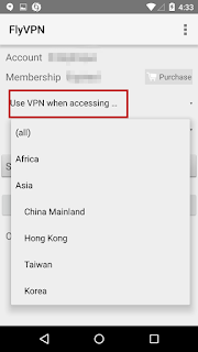 setup a free VPN on Xiaomi Mi5