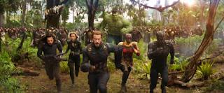 vengadores infinity war: nuevo trailer internacional